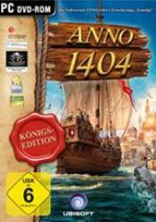 Game cover Anno 1404