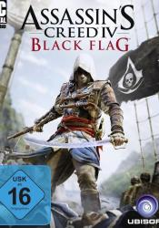 Game cover Assassin's Creed 4 - Black Flag