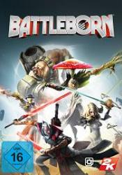 Game cover Battleborn