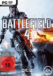 Game cover Battlefield 4