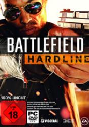 Game cover Battlefield Hardline