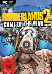 Game cover Borderlands 2