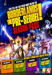 Game cover Borderlands The Pre-Sequel