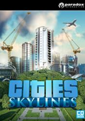 Game cover Cities Skylines