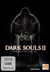 Game cover Dark Souls II Scholar of the First Sin