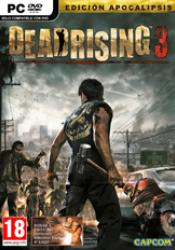 Game cover Dead Rising 3