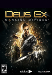 Game cover Deus Ex: Mankind Divided