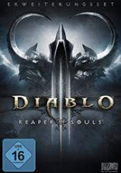 Game cover Diablo 3 Reaper of Souls