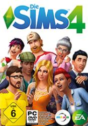 Game cover Die Sims 4