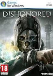 Game cover Dishonored: Die Maske des Zorns