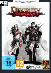 Game cover Divinity: Original Sin