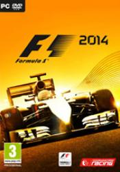 Game cover F1 2014