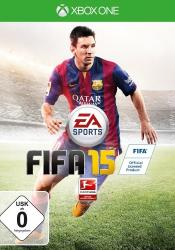 Game cover Fifa 15 Xbox One