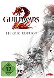 Game cover Guild Wars 2 Heroic Edition