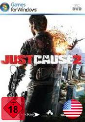 Game cover Just Cause 2