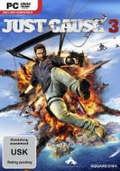 Game cover Just Cause 3