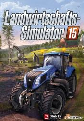 Game cover Landwirtschafts Simulator 2015