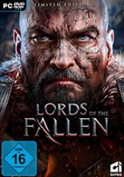 Game cover Lords of the Fallen