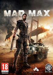 Game cover Mad Max