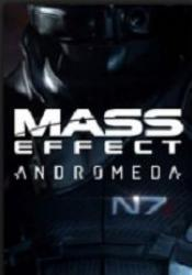 Game cover Mass Effect Andromeda