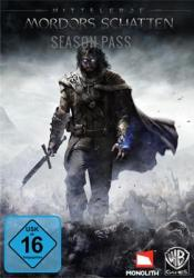 Game cover Middle-earth Shadow of Mordor Season Pass DLC