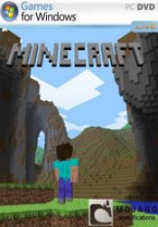 Game cover Minecraft