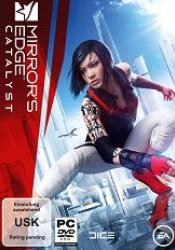 Game cover Mirror's Edge 2