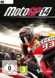 Game cover Moto GP 2014