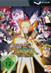 Game cover Naruto Shippuden UNS Revolution