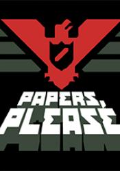 Game cover Papers Please