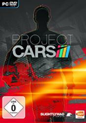 Game cover Project Cars