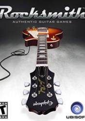 Game cover Rocksmith 2014