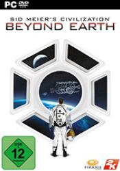 Game cover Sid Meier's Civilization Beyond Earth