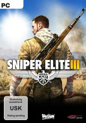 Game cover Sniper Elite 3