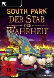 Game cover South Park: Der Stab der Wahrheit