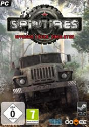 Game cover Spintires