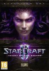 Game cover Starcraft 2 Heart of the Swarm
