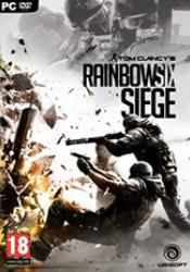 Game cover Rainbow Six Siege