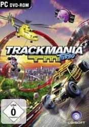 Game cover Trackmania Turbo