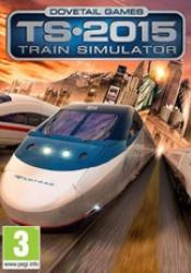 Game cover Train Simulator 2015