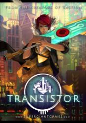 Game cover Transistor