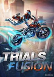 Game cover Trials Fusion