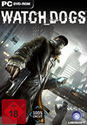 Game cover Watch Dogs