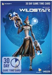 Game cover Wildstar Gamecard 30 Tage