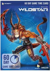 Game cover Wildstar Gamecard 60 Tage