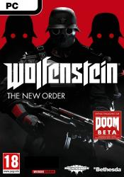 Game cover Wolfenstein The New Order